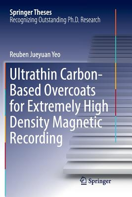Ultrathin Carbon-Based Overcoats for Extremely High Density Magnetic Recording-cover