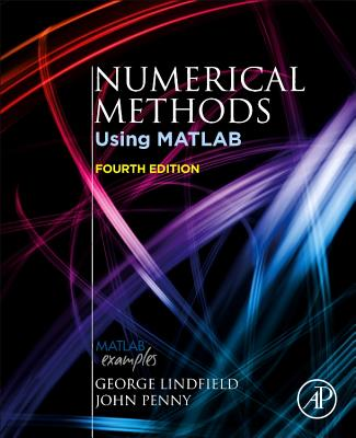 Numerical Methods : Using MATLAB, 4/e (Paperback)-cover