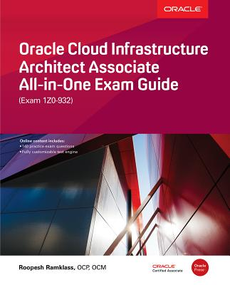 Oracle Cloud Infrastructure Architect Associate All-In-One Exam Guide (Exam 1z0-1072)-cover