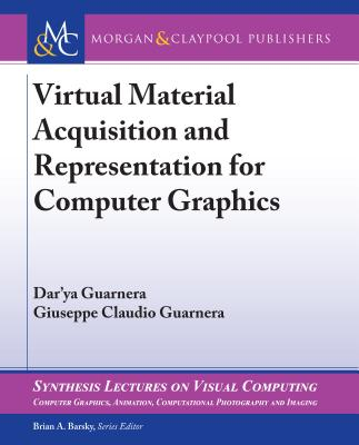 Virtual Material Acquisition and Representation for Computer Graphics-cover