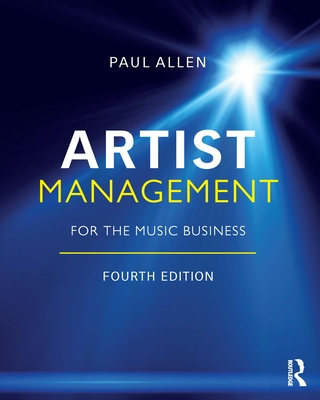 Artist Management for the Music Business-cover