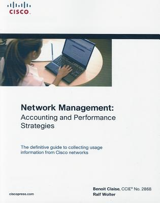 Network Management: Accounting and Performance Strategies-cover