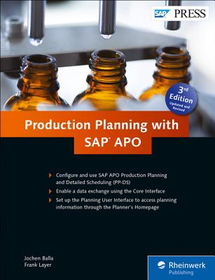 Production Planning with SAP Apo-cover