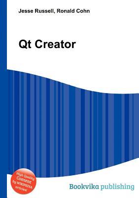 Qt Creator (Paperback)-cover