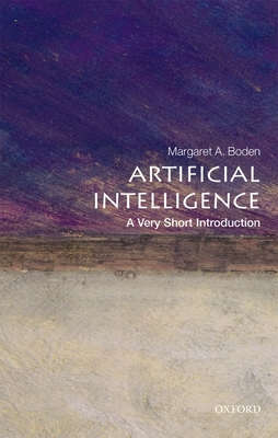 Artificial Intelligence: A Very Short Introduction-cover