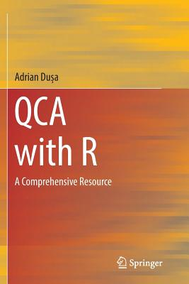 Qca with R: A Comprehensive Resource-cover