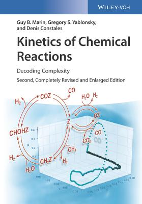 Kinetics of Chemical Reactions: Decoding Complexity-cover