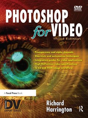 Photoshop for Video-cover