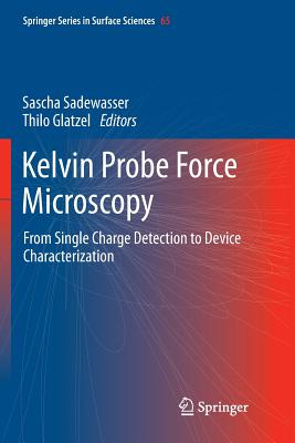 Kelvin Probe Force Microscopy: From Single Charge Detection to Device Characterization-cover
