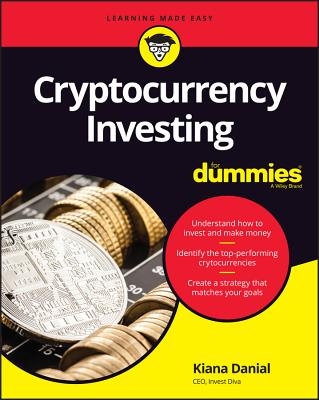 Cryptocurrency Investing for Dummies-cover