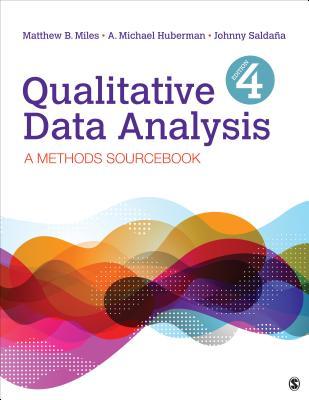 Qualitative Data Analysis: A Methods Sourcebook-cover