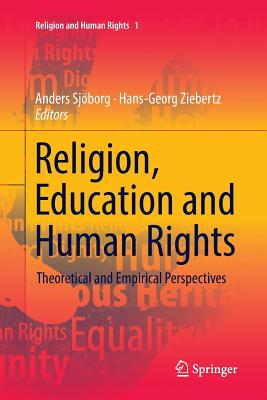 Religion, Education and Human Rights: Theoretical and Empirical Perspectives-cover