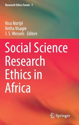 Social Science Research Ethics in Africa-cover