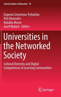 Universities in the Networked Society: Cultural Diversity and Digital Competences in Learning Communities-cover
