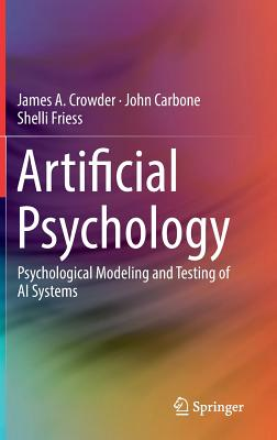 Artificial Psychology: Psychological Modeling and Testing of AI Systems-cover