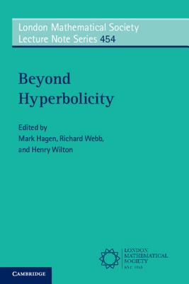 Beyond Hyperbolicity-cover