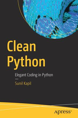 Clean Python: Elegant Coding in Python-cover