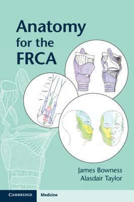 Anatomy for the Frca-cover