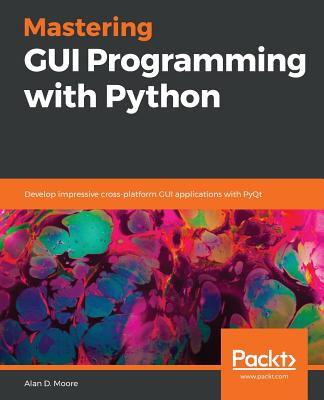 Mastering GUI Programming with Python-cover