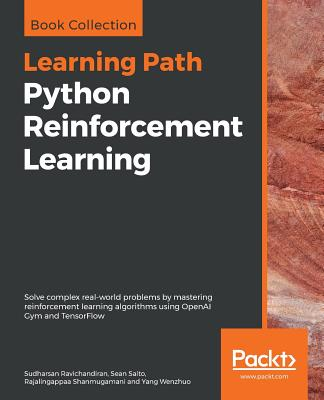 Python Reinforcement Learning-cover