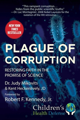 Plague of Corruption: Restoring Faith in the Promise of Science-cover