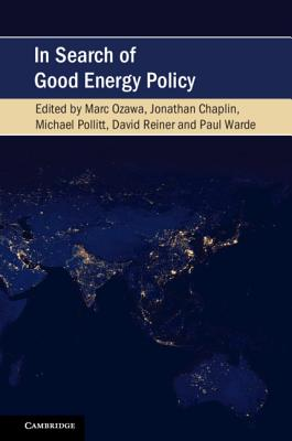 In Search of Good Energy Policy-cover