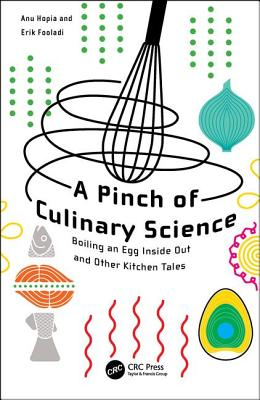 A Pinch of Culinary Science: Boiling an Egg Inside Out and Other Kitchen Tales-cover