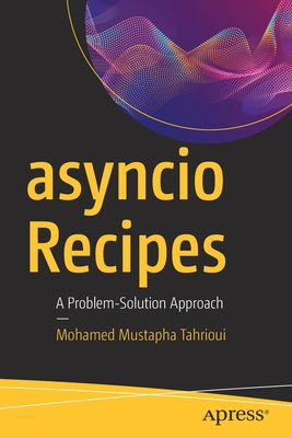 Asyncio Recipes: A Problem-Solution Approach-cover