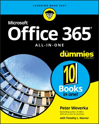 Office 365 All-In-One for Dummies-cover