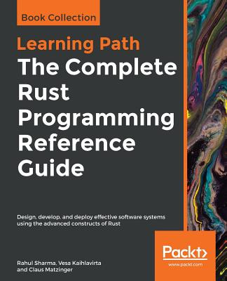 The Complete Rust Programming Reference Guide-cover