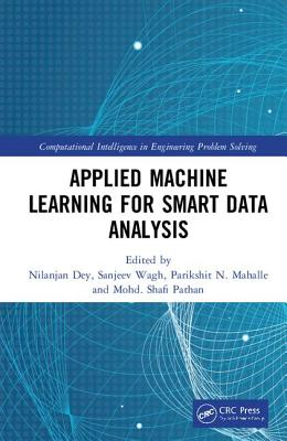 Applied Machine Learning for Smart Data Analysis-cover