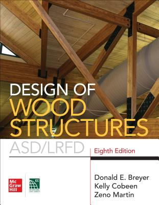 Design of Wood Structures- Asd/Lrfd, Eighth Edition-cover