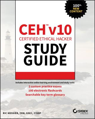 Ceh V10 Certified Ethical Hacker Study Guide-cover