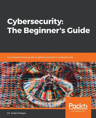 Cybersecurity: The Beginner's Guide-cover