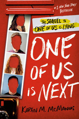 One of Us Is Next: The Sequel to One of Us Is Lying-cover