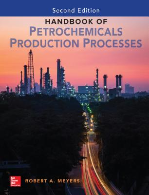 Handbook of Petrochemicals Production, Second Edition-cover
