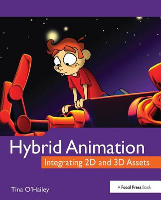 Hybrid Animation: Integrating 2D and 3D Assets-cover