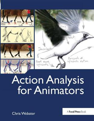 Action Analysis for Animators-cover