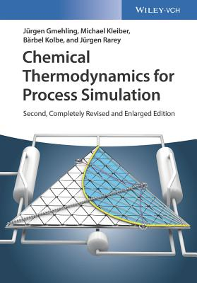 Chemical Thermodynamics for Process Simulation-cover