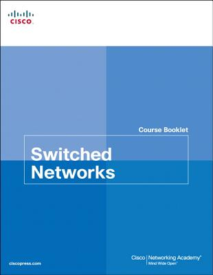 Switched Networks Course Booklet-cover
