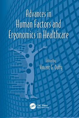 Advances in Human Factors and Ergonomics in Healthcare-cover