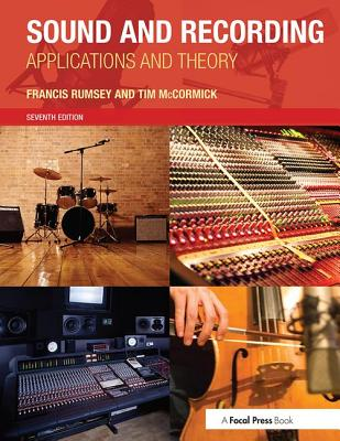 Sound and Recording: Applications and Theory (Audio Engineering Society Presents) (English) 7th 版本 -cover