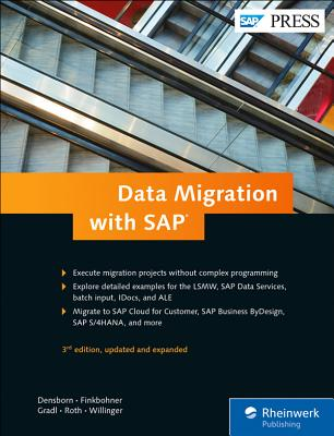 Data Migration with SAP-cover