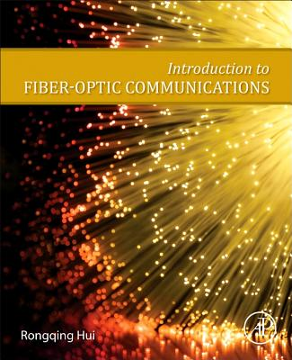 Introduction to Fiber-Optic Communications-cover