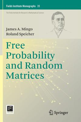 Free Probability and Random Matrices-cover