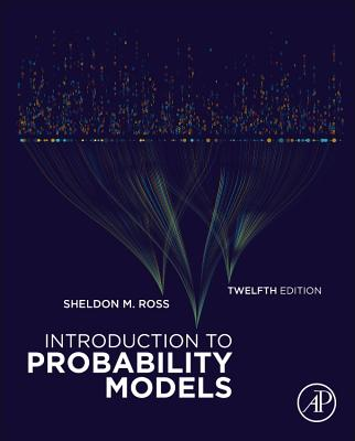 Introduction to Probability Models, 12/e (Hardcover)-cover