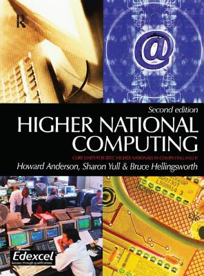 Higher National Computing, 2nd Ed-cover