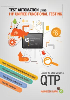Test Automation Using HP Unified Functional Testing-cover