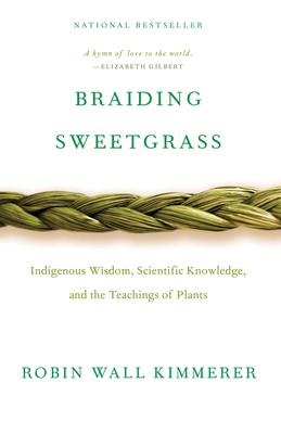 Braiding Sweetgrass-cover