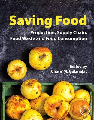 Saving Food: Production, Supply Chain, Food Waste and Food Consumption-cover